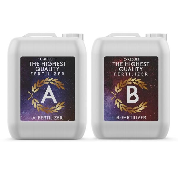 C-Result A&B Fertilizer 5 liter