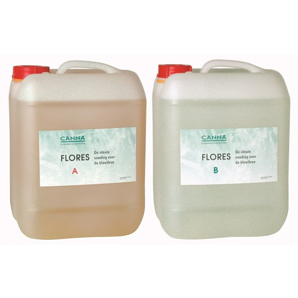 Canna Flores A+B 10 liter