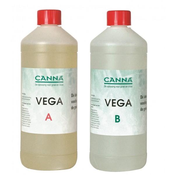 Canna Vega A+B 1 liter