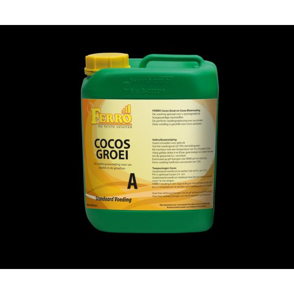 Ferro Cocos Groei A+B 5 liter