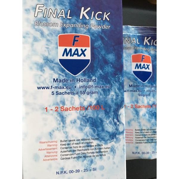 Final Kick Blossom Expanding Powder (vervanger shooting powder H&G)