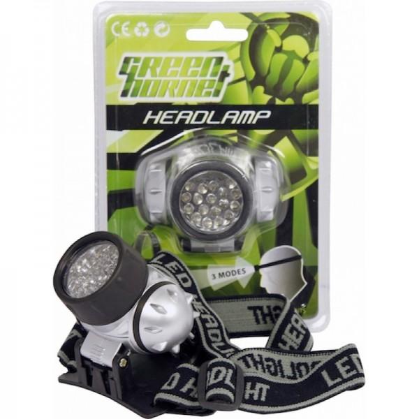 Green Hornet LED Headlamp