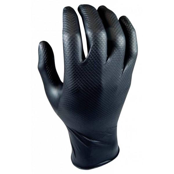 Grippaz werkhandschoenen Nitril - Maat XL (10)