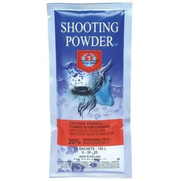 House & Garden Shooting Powder 1 Zakje