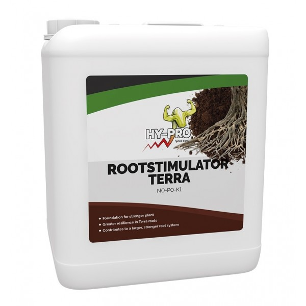 Hy-pro Rootstimulator Terra 5 liter