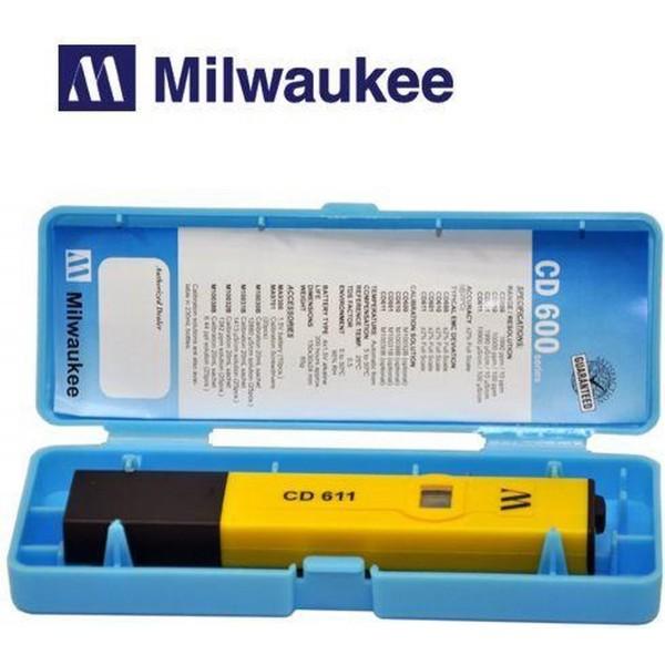 Milwaukee CD611 EC Meter