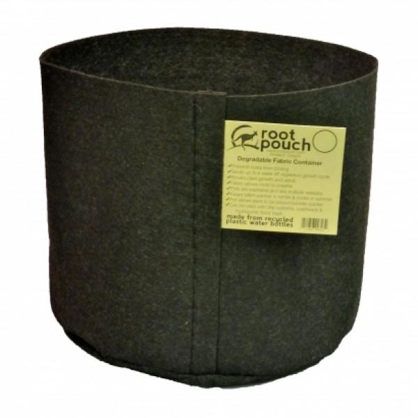 Root Pouch Pot Black 22 liter