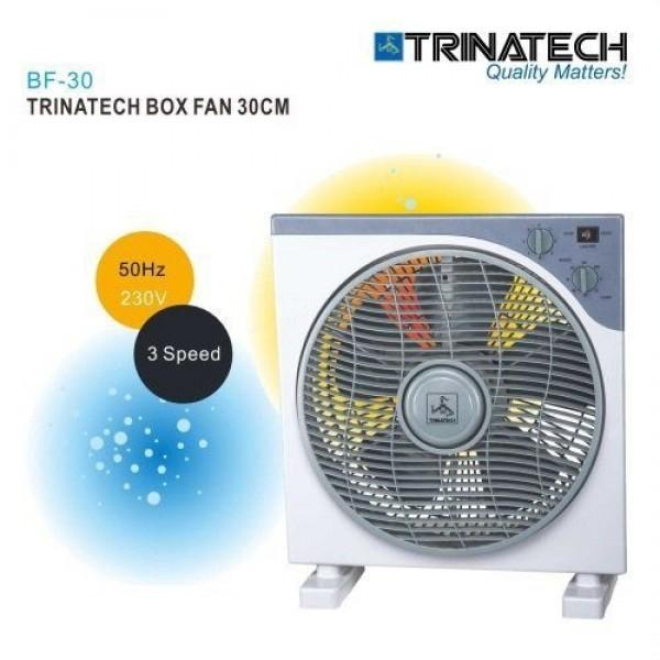 TRINATECH BF-30 boxventilator 30CM