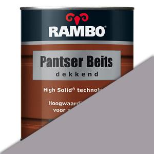 Rambo Pantser Beits dekkend 0,75 liter - Leisteengrijs (1124)