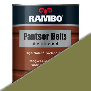 Rambo Pantser Beits dekkend 0,75 liter - Bronsgroen (1125)
