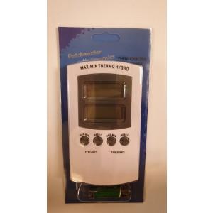Dutchmaster thermo-hygrometer