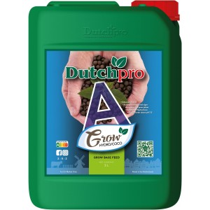 Dutchpro Hydro/Coco Grow A+B 5 liter