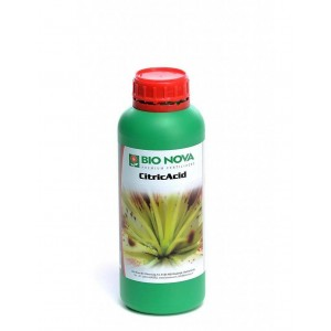 Bio Nova Citroenzuur (Citric Acid) 1 liter