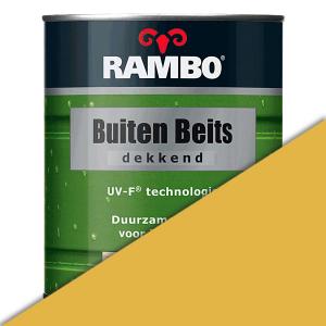 Rambo Buitenbeits dekkend 0,75 liter - Kopergeel (1104)
