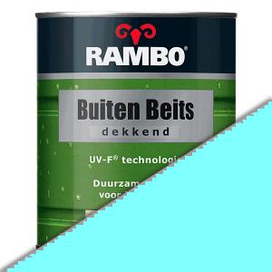 Rambo Buitenbeits dekkend 0,75 liter - Steenblauw (1116)