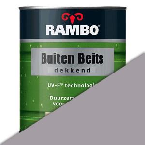 Rambo Buitenbeits dekkend 0,75 liter - Leisteengrijs (1124)