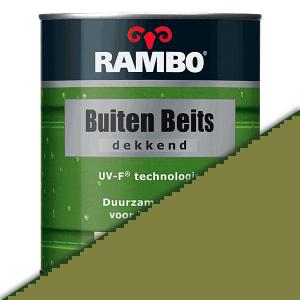 Rambo Buitenbeits dekkend 0,75 liter - Bronsgroen (1125)