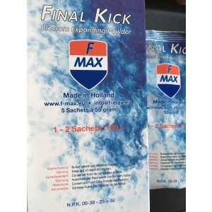 Final Kick Blossom Expanding Powder (vervanger shooting powder H&G)