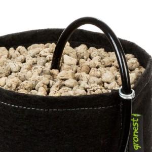 Gronest Aqua Breathe Fabric Pot 25 liter