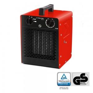Keramische elektrische kachel 3000 watt