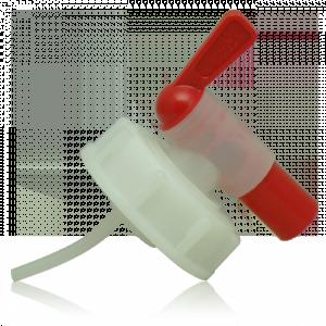 Jerrycan kraan voor 5 of 10 liter kannen