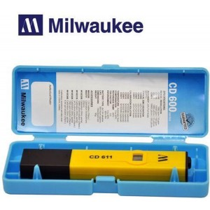 Milwaukee CD611 EC Meter