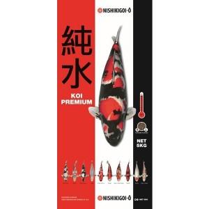 Nishikigoi-Ô Koi Premium (6 mm / 5 kg)