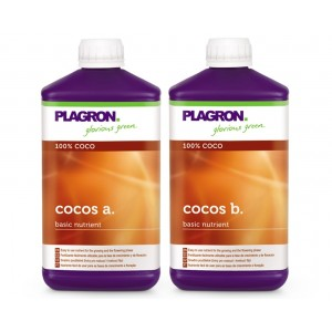 Plagron Cocos A+B 1 liter