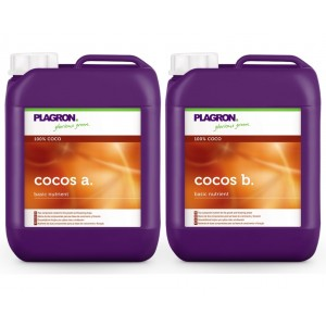 Plagron Cocos A+B 5 liter