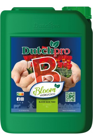 Dutchpro Hydro/Coco Bloom A+B 5 liter