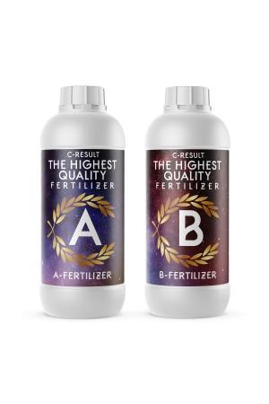 C-Result A&B Fertilizer 1 liter