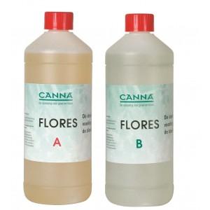Canna Flores A+B 1 liter