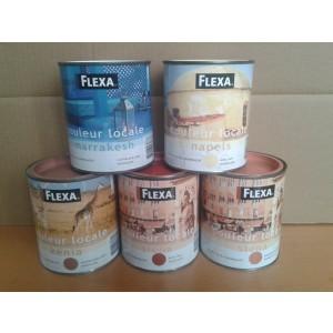 Flexa Couleur Locale Siena Rood (7035) Hoogglans