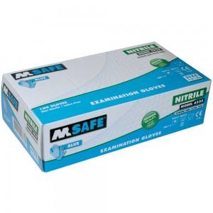 M-Safe 4525 Nitril handschoenen L poedervrij