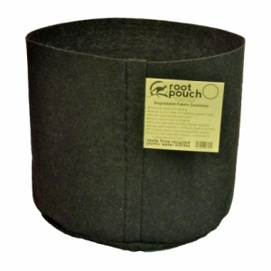 Root Pouch Pot Black 56 liter
