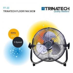 TRINATECH FF-30 vloerventilator 30CM